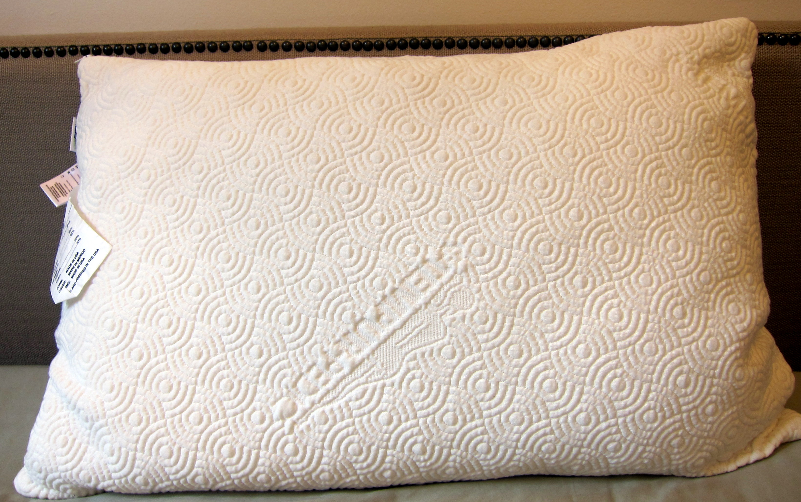 my tempurpedic cloud pillow - Tempurpedic Pillows
